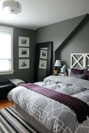 purple and grey bedroom ideas adding purple to grey bedroom grey duvet purple sheets and accents its asphalt gray on the walls and the trim is home ideas