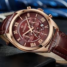<b>2018</b> Men <b>Watches WISHDOIT</b> Luxury Brand <b>Quartz</b> Wrist <b>Watch</b> ...