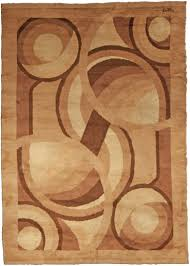 vintage french deco rug by d i m bb4794