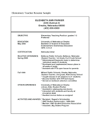 Objective Of Resume Examples Professional Objective In Resume Resume ...