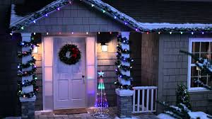 Philips Motion Effects Christmas Lights Philips Color Changing C9 Light Set With 16 Functions
