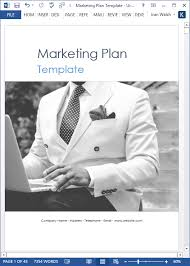 Marketing Planner Excel Marketing Plan Templates 5 X Word 10 Excel Spreadsheets