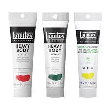 Liquitex Heavy Body Artist Acrylics