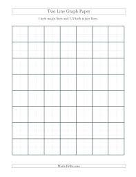 1 Inch Graph Paper Graph Paper Sample Printable Black Lines Grid