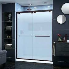 homedepot shower doors frosted bronze shower doors showers the home depot home depot shower doors canada