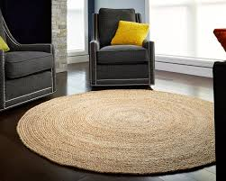 homey round sisal rug jute rugs by size color direct