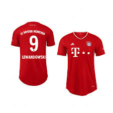 802 bayern munich jersey products are offered for sale by suppliers on alibaba.com, of which soccer wear accounts for 1%. Bayern Munich Robert Lewandowski Jersey 2020 21 Home Edition Women S