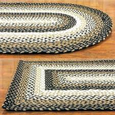 flat woven rugs uk country rug kitchen area colonial braided round count