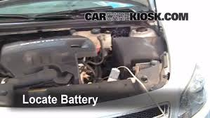 battery replacement 2008 2012 chevrolet bu 2010 chevrolet battery replacement 2008 2012 chevrolet bu 2010 chevrolet bu lt 2 4l 4 cyl