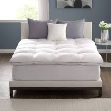 ultimate comfort with mattress toppers pacific coast bedding pertaining to full size bed mattress topper