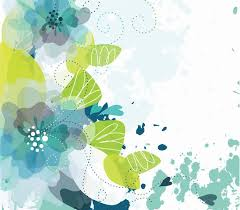 Free Floral Backgrounds Floral Background Vector Illustration Free Vector Graphics All