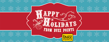 Happy Holiday Card Templates Buzz Points Printable Holiday Card Template