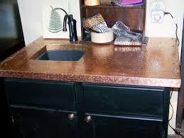 copper countertop ideas