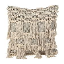 moroccan throw pillows. Moroccan Wedding Blanket Style Design Fringe Cotton Down Filled Throw Pillow Pillows \