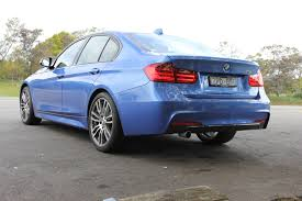 BMW 3 Series 2013 bmw 320i review : 2014 BMW 316i M Sport Review by Car Advice - autoevolution