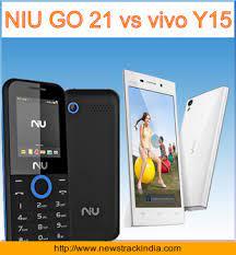 NIU GO 21 vs vivo Y15 : Comparison of ...