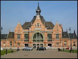Phil Beard: Great Railway Stations Number 4: Schaerbeek \u2013 Schaarbeek
