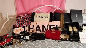 Flea Market Designer Handbags 10 000 Authentic Chanel Flea Market Haul For 250 Handbags Shoes Belts Perfume And Jewelry
