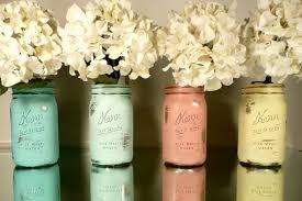 mason jars paint