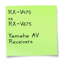 Pin By Compare Choose On Av Receivers Comparison Yamaha