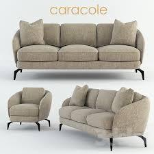 caracole morris sofa chair