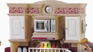 Pink Step 2 Kitchen Step2 Lifestyle Partytime Kitchen Youtube
