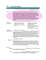 Writing A Resume Objective Free Resume Templates 2018