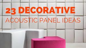 decorative acoustic panels. Guest Post: 23 Decorative Acoustic Panel Ideas \u2014 D.W. ARTHUR ASSOCIATES ARCHITECTURE Panels K