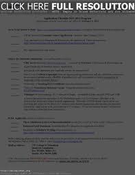 Nursing Resume For Graduate School Admission Resume Template