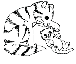 Cutest Coloring Pages Really Cute Coloring Pages Cutest Kitten As
