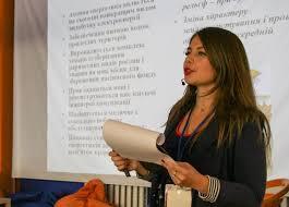 Южноукраинская лицеистка Надежда Волохова победила во  Южноукраинская лицеистка Надежда Волохова победила во Всеукраинском конкурсе рефератов Ядерная энергетика и мир