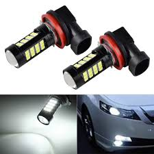 2013 Acura Ilx Fog Light Replacement Details About H11 H8 42 Smd Led 2835 For Acura Csx 06 11 Ilx 13 17 Foglight Bulb White