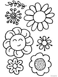 Kleurplaten Bloemen Kleurplaten Kleurplaat Kleurplaat Bloemen