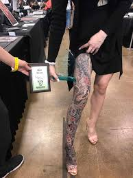 Chronic Ink 2019 Nix Tattoo Awards Chronic Ink