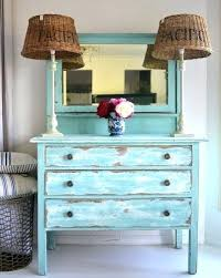 rustic look furniture. Rustic Painted Mexican Furniture Stylish Distressed Ideas For A Coastal Beach Look E
