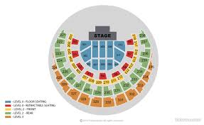 The Sse Hydro Glasgow Tickets Schedule Seating Chart