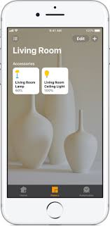 room design iphone app. you can create different rooms in the home app to help keep track of where your accessories are located. and ios 11, group into a zone, room design iphone g