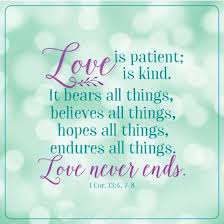 Love Is Patient Quote Magnificent Love Is Patient Word Porn Quotes Love Quotes Life Quotes