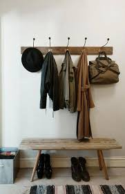 Hang Coat Rack The Perfect Coat Rack Hat Stand Place to Hang Your Things 7