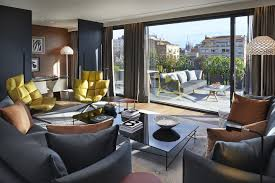 Living Room Bar And Terrace Barcelona Hotel Photo Gallery Mandarin Oriental Hotel Barcelona