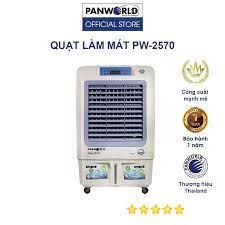 Quạt làm mát không khí Panworld PW-2811BR thương hiệu Thailand