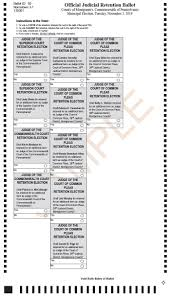 How To Make Ballots On Microsoft Word Norristown Diary Election Time Again Sample Ballot