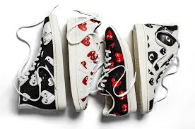 comme des garÇons play for converse pro leather 2016 collection