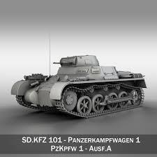 Top 10 Light Tanks Pzkpfw 1 Panzer 1 Ausf A