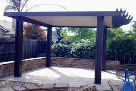 free standing patio covers metal. Free Standing Metal Patio Covers