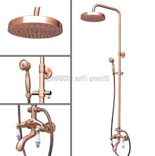 how to clean blinds in bathtub antique red copper bathroom wall mounted rain shower faucet set