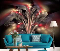 Beibehang Custom Behang Textuur Textuur Patroon Bloem Tv Sofa