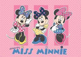 Disney Minnie Mouse Fotobehang Behang Bestel Nu Op Europostersbe