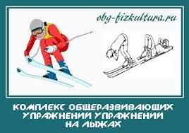 Конспект в классе Лыжи Подъем ступающим шагом Спуски
