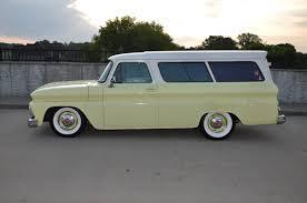 1966 Chevrolet Suburban SOLD